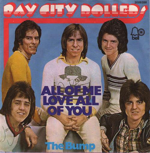 Bild Bay City Rollers - All Of Me Loves All Of You (7) Schallplatten Ankauf