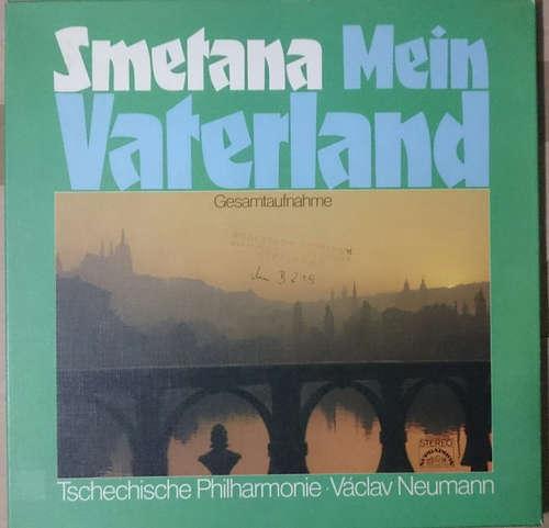 Bild Smetana*, Václav Neumann, Tschechische Philharmonie* - Mein Vaterland - Gesamtaufnahme (2xLP, Quad + Box) Schallplatten Ankauf