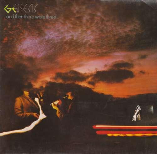 Cover Genesis - ... And Then There Were Three... (LP, Album, Gat) Schallplatten Ankauf