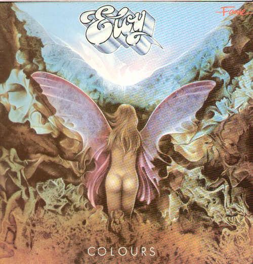 Cover Eloy - Colours (LP, Album, RE) Schallplatten Ankauf
