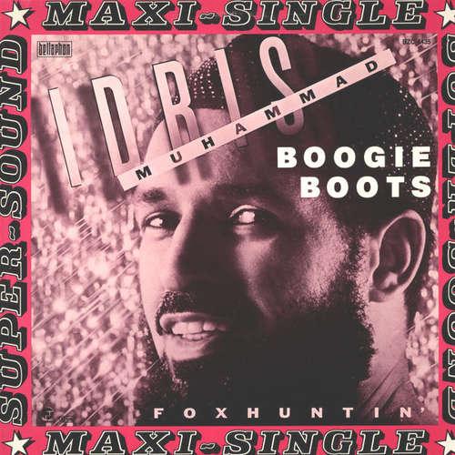 Bild Idris Muhammad - Boogie Boots (12, Maxi) Schallplatten Ankauf