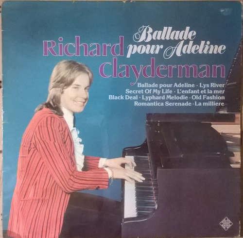 Cover zu Richard Clayderman - Ballade Pour Adeline (LP, Album) Schallplatten Ankauf