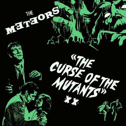 Cover The Meteors (2) - The Curse Of The Mutants (LP, Comp) Schallplatten Ankauf