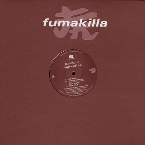 Bild Autotune - Player's Stuff E.P. (12, EP) Schallplatten Ankauf