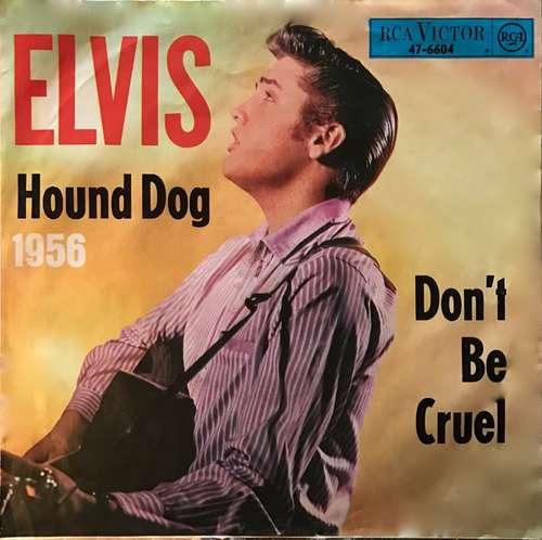 Bild Elvis Presley - Hound Dog / Don't Be Cruel (7, Single) Schallplatten Ankauf