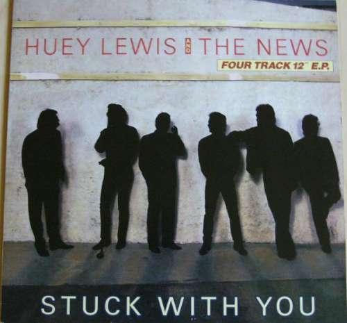 Bild Huey Lewis And The News* - Stuck With You (12, EP) Schallplatten Ankauf