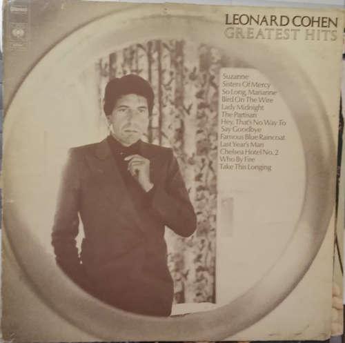 Cover Leonard Cohen - Greatest Hits (LP, Comp) Schallplatten Ankauf