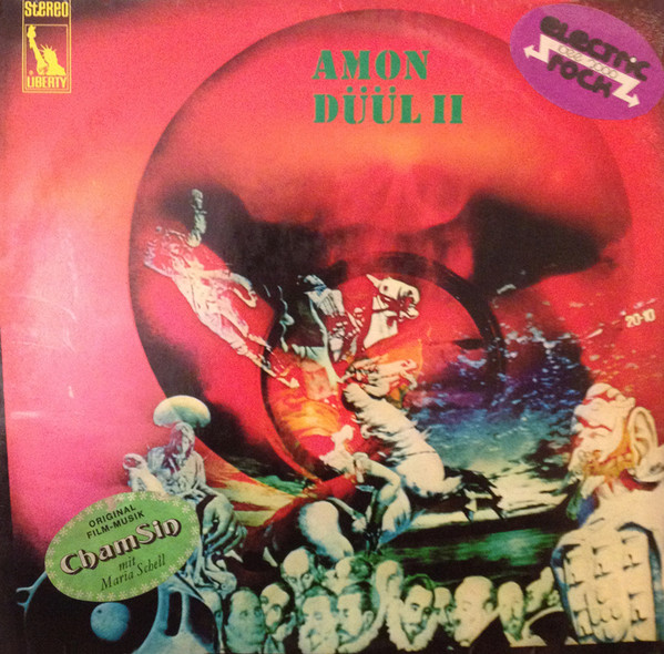 Cover Amon Düül II - Tanz Der Lemminge (2xLP, Album) Schallplatten Ankauf