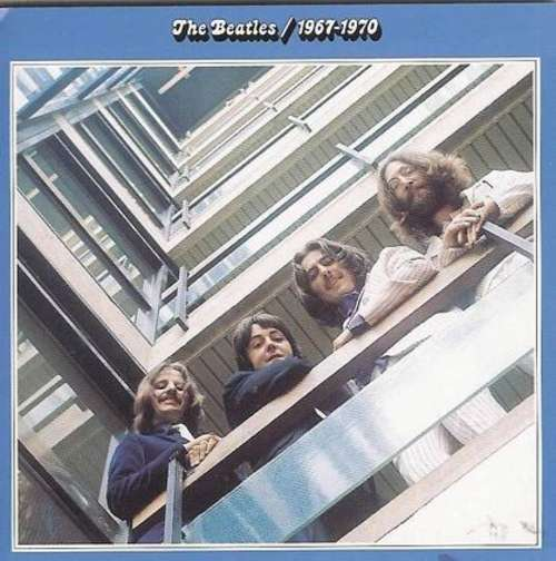 Cover The Beatles - 1967 - 1970 (2xLP, Comp, RE) Schallplatten Ankauf
