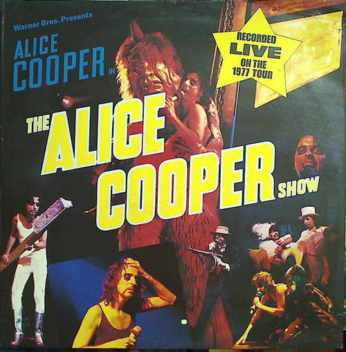Bild Alice Cooper (2) - The Alice Cooper Show  (LP, Album, RP) Schallplatten Ankauf