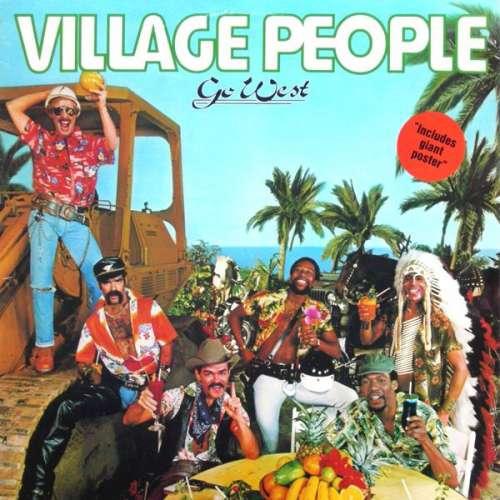 Bild Village People - Go West (LP, Album) Schallplatten Ankauf