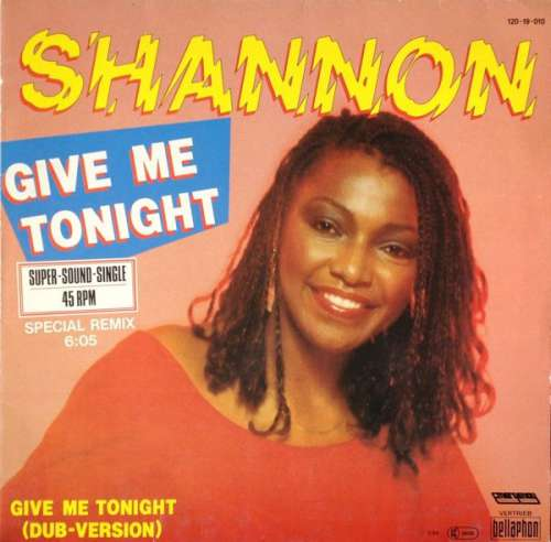 Bild Shannon - Give Me Tonight (12, Maxi) Schallplatten Ankauf