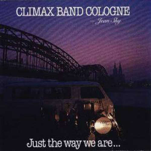 Cover Climax Band Cologne* - Jean Shy - Just The Way We Are... (LP) Schallplatten Ankauf