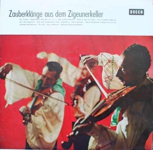 Bild Claude-Pali Guestross Und Seine Zigeuner* - Zauberklänge Aus Dem Zigeunerkeller (LP) Schallplatten Ankauf