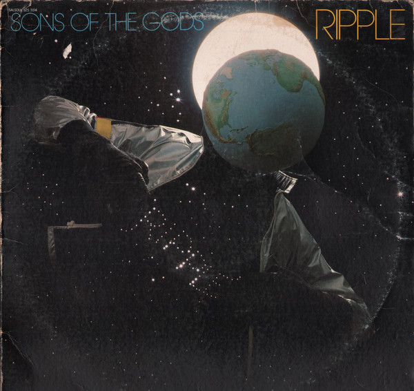 Cover Ripple - Sons Of The Gods (LP, Album) Schallplatten Ankauf