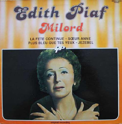 Bild Edith Piaf - Milord (LP, Comp) Schallplatten Ankauf