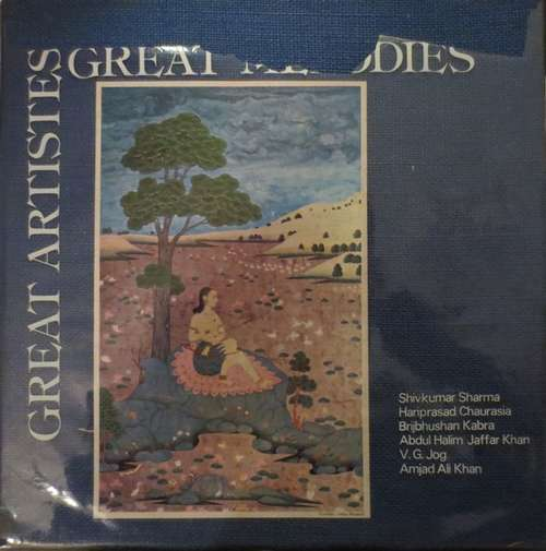 Bild Various - Great Artists... Great Melodies (3xLP) Schallplatten Ankauf