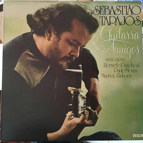 Cover Sebastião Tapajos* - Guitarra & Amigos (LP, Album) Schallplatten Ankauf