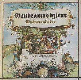Bild Various - Gaudeamus Igitur - Studentenlieder (LP, RP) Schallplatten Ankauf