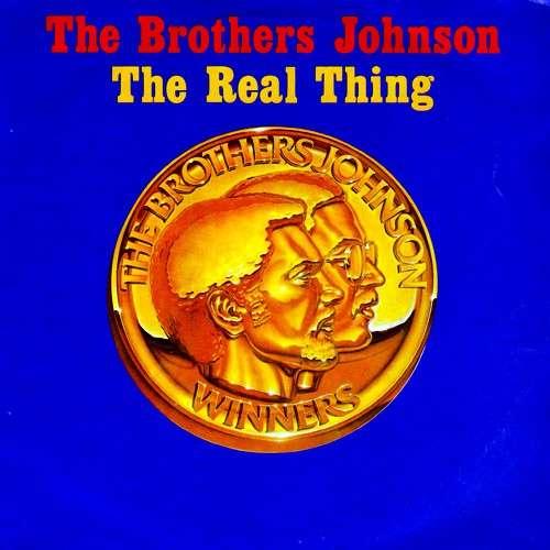 Bild The Brothers Johnson* - The Real Thing (7, Single) Schallplatten Ankauf