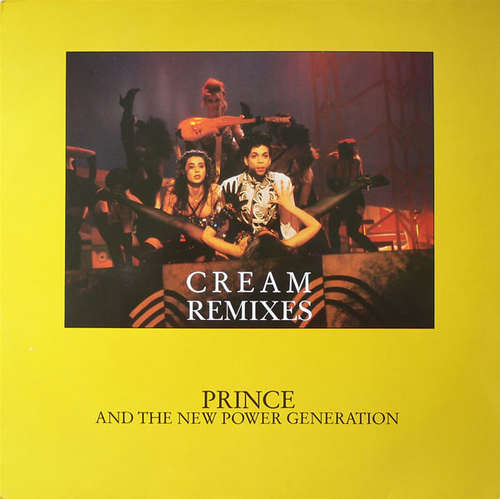 Cover Prince And The New Power Generation - Cream Remixes (CD, Single) Schallplatten Ankauf
