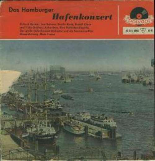 Cover zu Various - Das Hamburger Hafenkonzert  (10) Schallplatten Ankauf