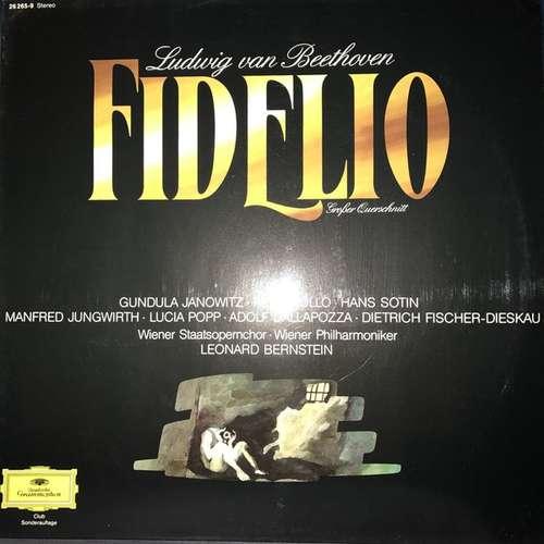 Bild Ludwig van Beethoven - Fidelio - Großer Querschnitt (LP, Album, Club) Schallplatten Ankauf