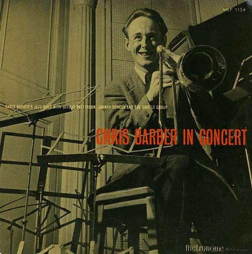Bild Chris Barber's Jazz Band - Chris Barber In Concert Vol. 3 (7, EP) Schallplatten Ankauf