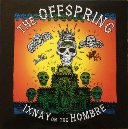 Cover The Offspring - Ixnay On The Hombre (LP, Album) Schallplatten Ankauf
