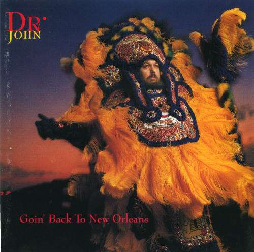 Cover Dr. John - Goin' Back To New Orleans (CD, Album) Schallplatten Ankauf