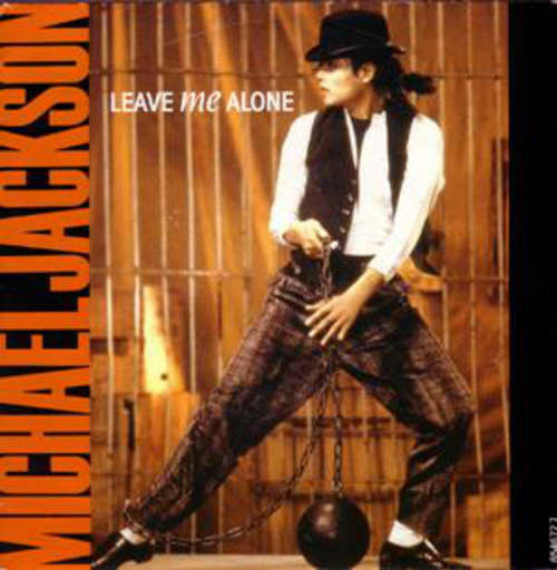 Cover Michael Jackson - Leave Me Alone (7, Single) Schallplatten Ankauf