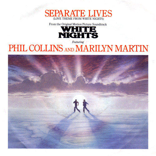 Bild Phil Collins And Marilyn Martin - Separate Lives (Love Theme From White Nights) (7, Single) Schallplatten Ankauf