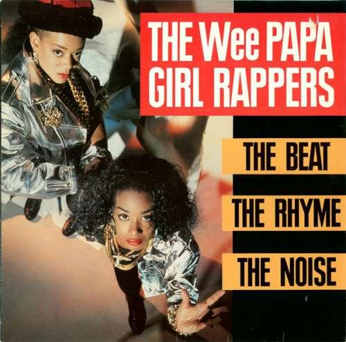 Bild Wee Papa Girl Rappers - The Beat, The Rhyme, The Noise (LP, Album) Schallplatten Ankauf