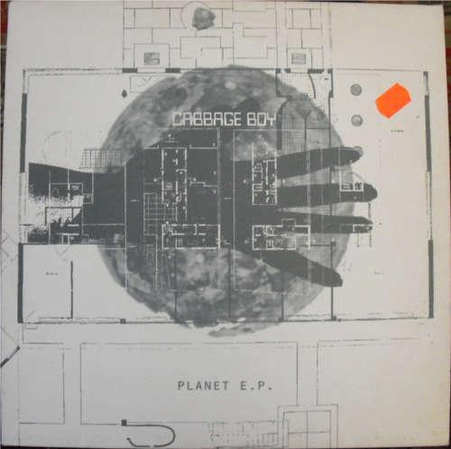 Cover Cabbage Boy - Planet EP (12, EP) Schallplatten Ankauf