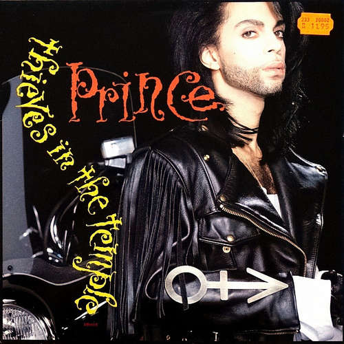 Cover Prince - Thieves In The Temple (Remix) (12, Single) Schallplatten Ankauf