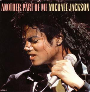 Cover zu Michael Jackson - Another Part Of Me (7) Schallplatten Ankauf