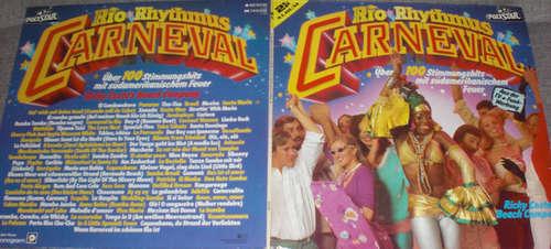 Cover Ricky Costa's Beach Company - Rio Rhythmus Carneval  (2xLP, Gat) Schallplatten Ankauf