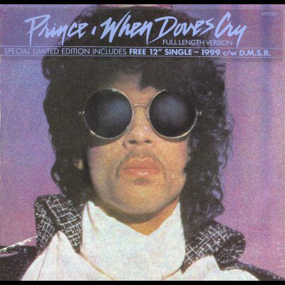 Cover Prince - When Doves Cry (2x12, Single, Ltd, S/Edition) Schallplatten Ankauf