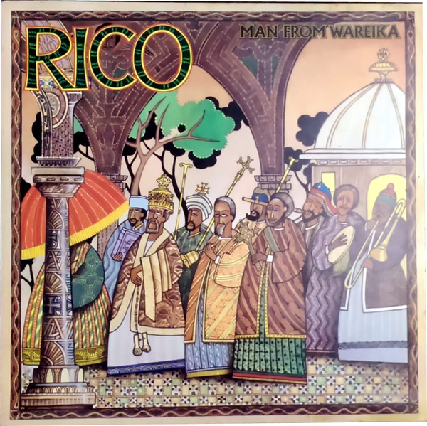 Cover Rico* - Man From Wareika (LP, Album, RE) Schallplatten Ankauf