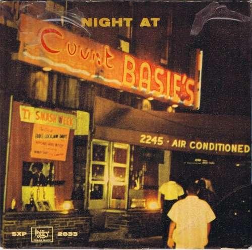 Bild Eddie Davies And His Trio* - Night At Count Basie's (7, EP) Schallplatten Ankauf