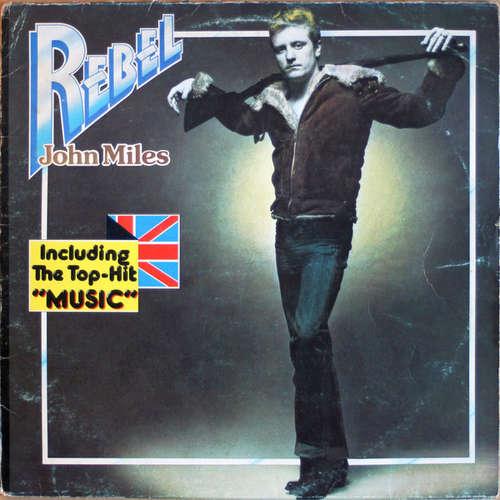 Bild John Miles - Rebel (LP) Schallplatten Ankauf
