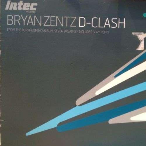 Cover zu Bryan Zentz - D-Clash (12) Schallplatten Ankauf