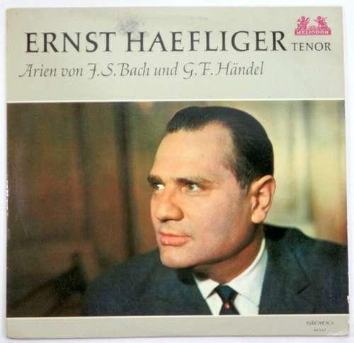 Bild J.S. Bach*, G.F. Händel* - Ernst Haefliger, Münchener Bach-Orchester, Solistengemeinschaft Der Bachwoche Ansbach, Karl Richter - Arien Von J.S.Bach Und G.F.Händel (LP, Album) Schallplatten Ankauf