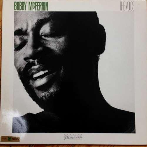 Bild Bobby McFerrin - The Voice (LP, Album) Schallplatten Ankauf