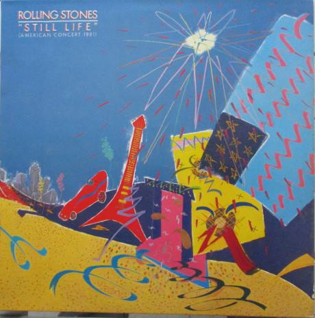 Cover The Rolling Stones - Still Life (American Concert 1981) (LP, Album) Schallplatten Ankauf