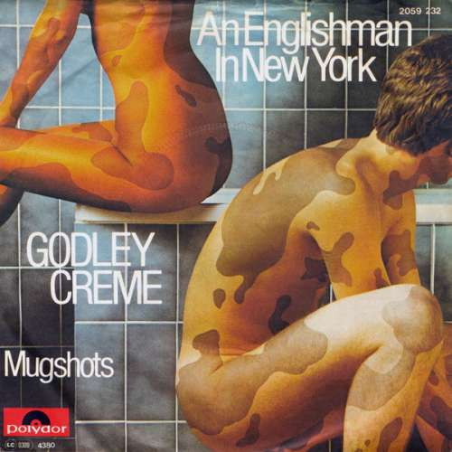 Cover zu Godley Creme* - An Englishman In New York (7, Single) Schallplatten Ankauf