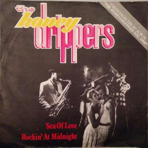 Bild The Honeydrippers - Sea Of Love / Rockin' At Midnight (7, Single) Schallplatten Ankauf