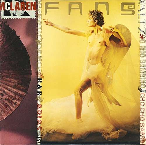 Cover zu Malcolm McLaren - Fans (LP, Album) Schallplatten Ankauf