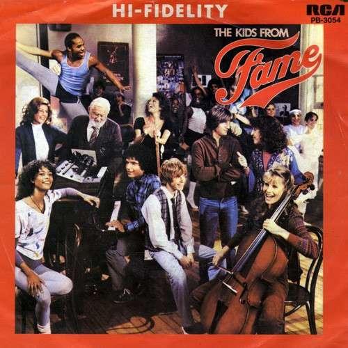 Bild The Kids From Fame - Hi-Fidelity (7, Single) Schallplatten Ankauf