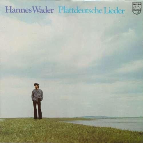 Bild Hannes Wader - Plattdeutsche Lieder (LP, Album, RP, Gat) Schallplatten Ankauf